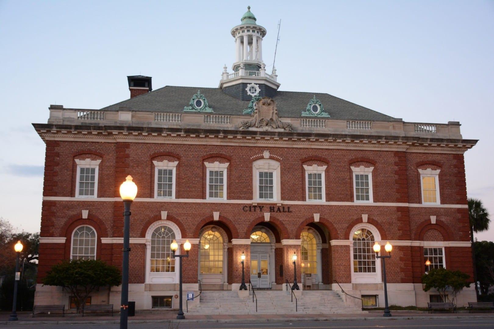 Ayuntamiento de Brunswick Brunswick GA Estados Unidos