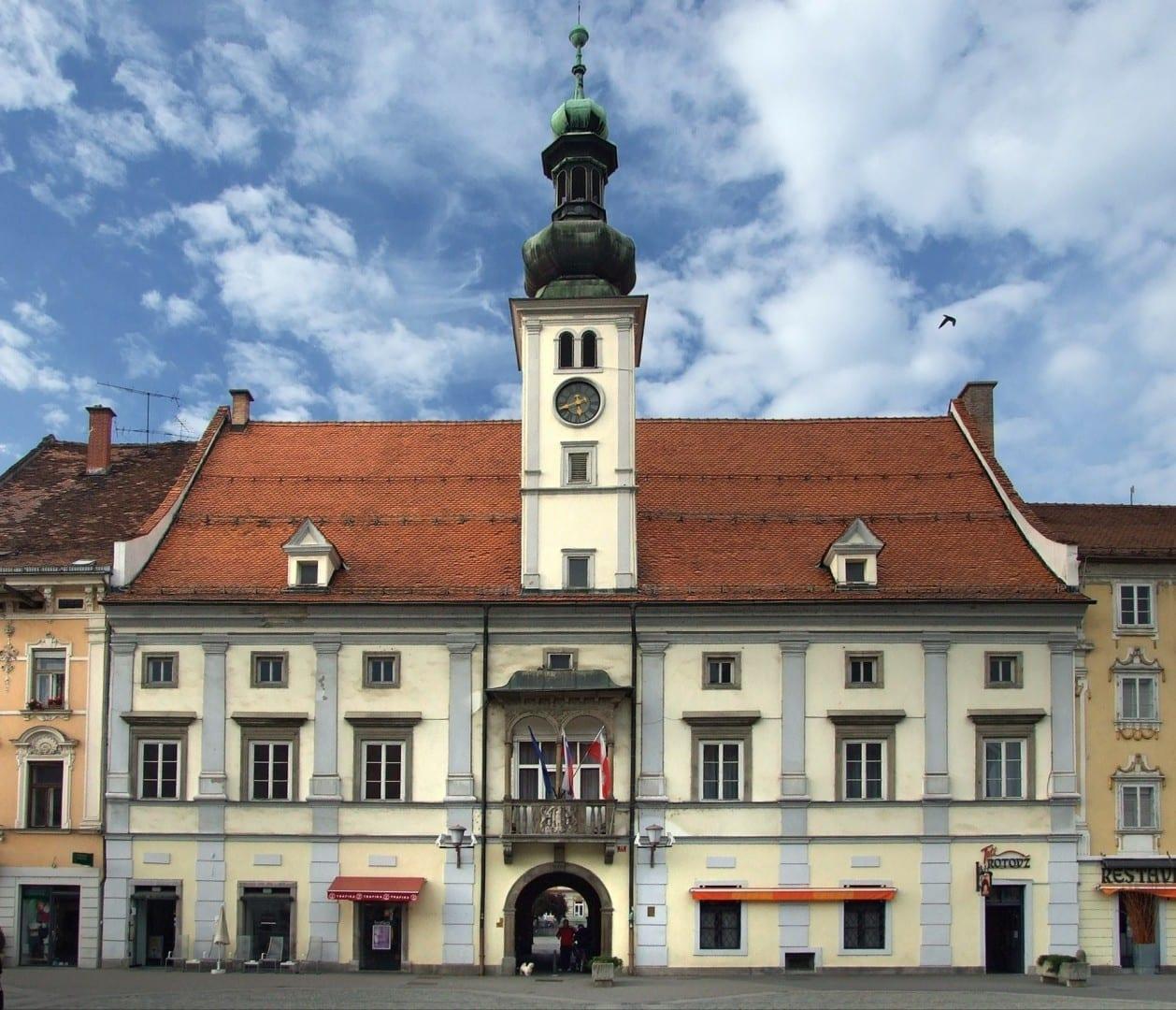 Ayuntamiento de Maribor Maribor Eslovenia