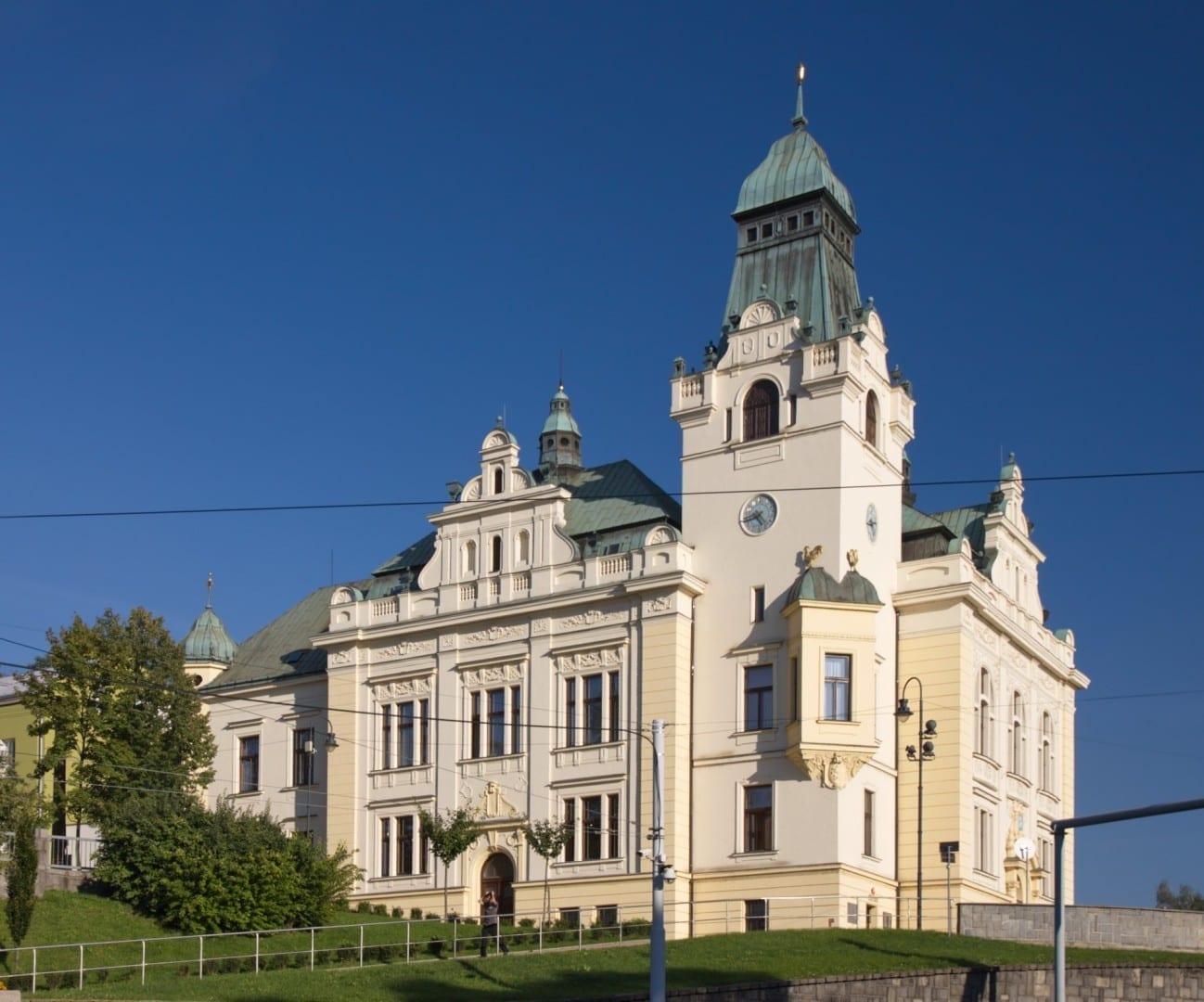 Ayuntamiento de Ostrava Ostrava República Checa