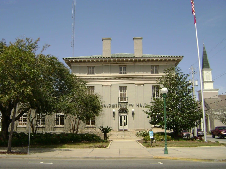 Ayuntamiento de Valdosta Valdosta GA Estados Unidos