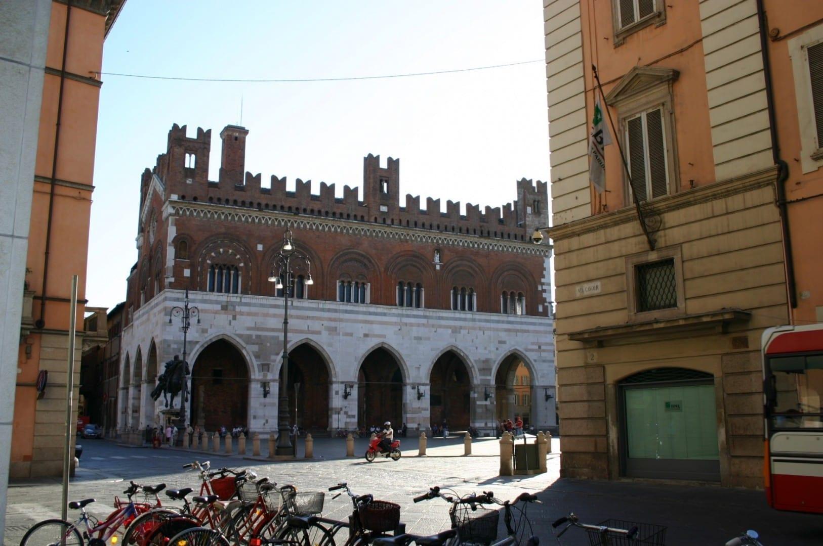 Ayuntamiento Piacenza Italia