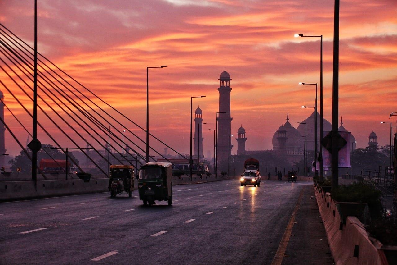 Badshahimosque Lahore Pakistán Pakistán