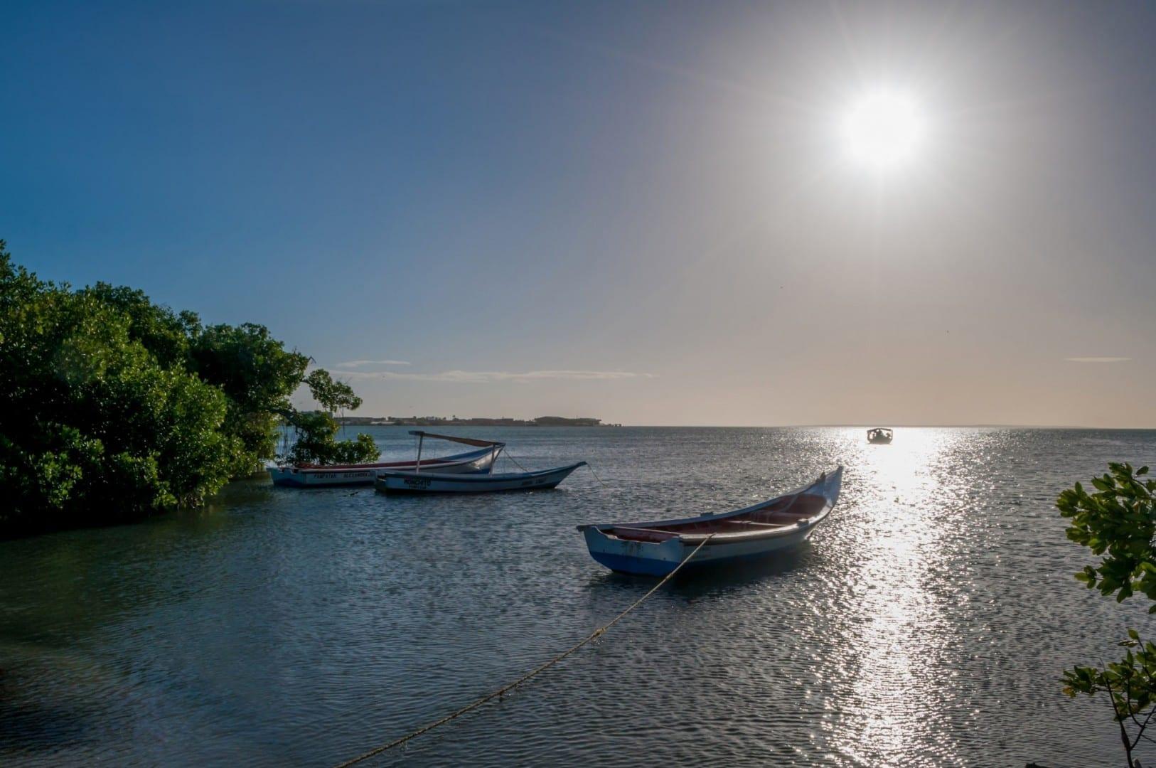 Bahía de El Guamache, isla de Margarita Isla Margarita Venezuela