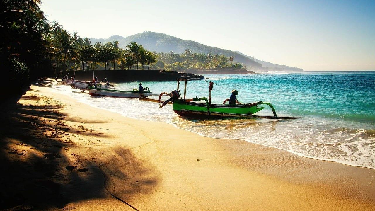 Bali Playa De Viaje Indonesia