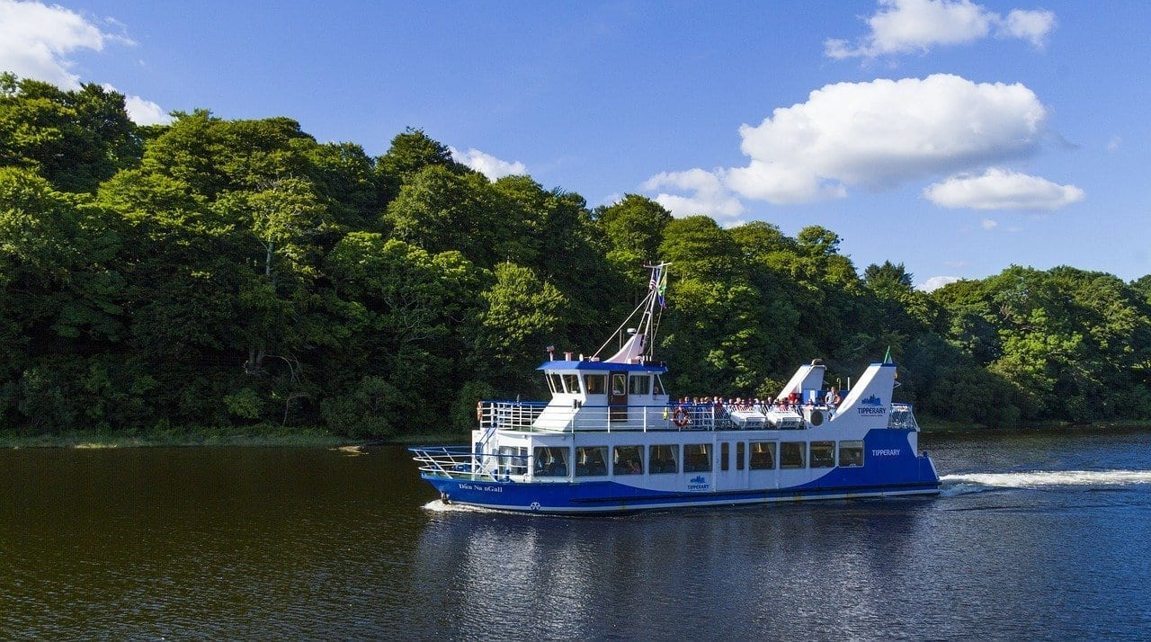 Barco El Agua Donegal Irlanda