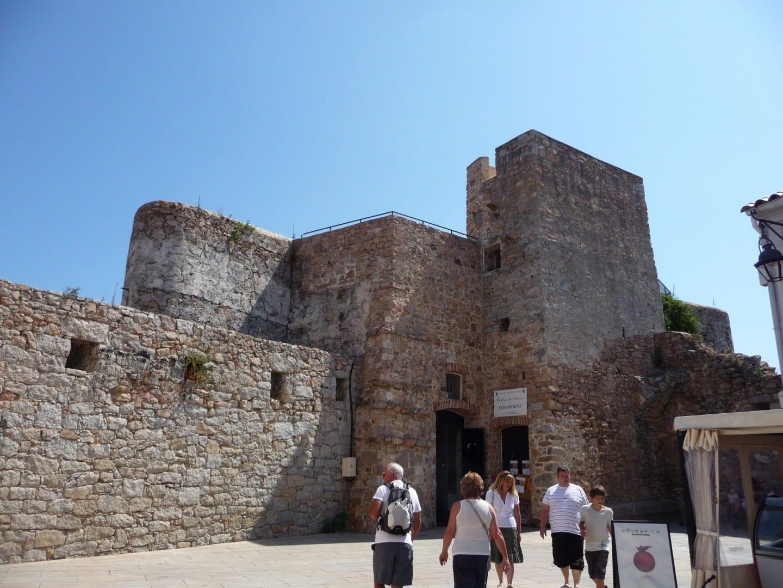 Bastión de Francia Porto Vevvhio Francia
