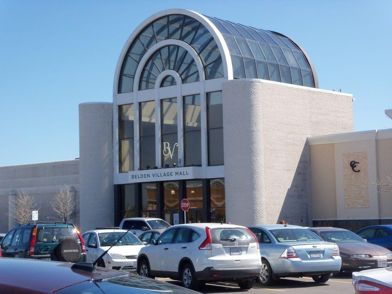 Belden Village Mall Canton Estados Unidos