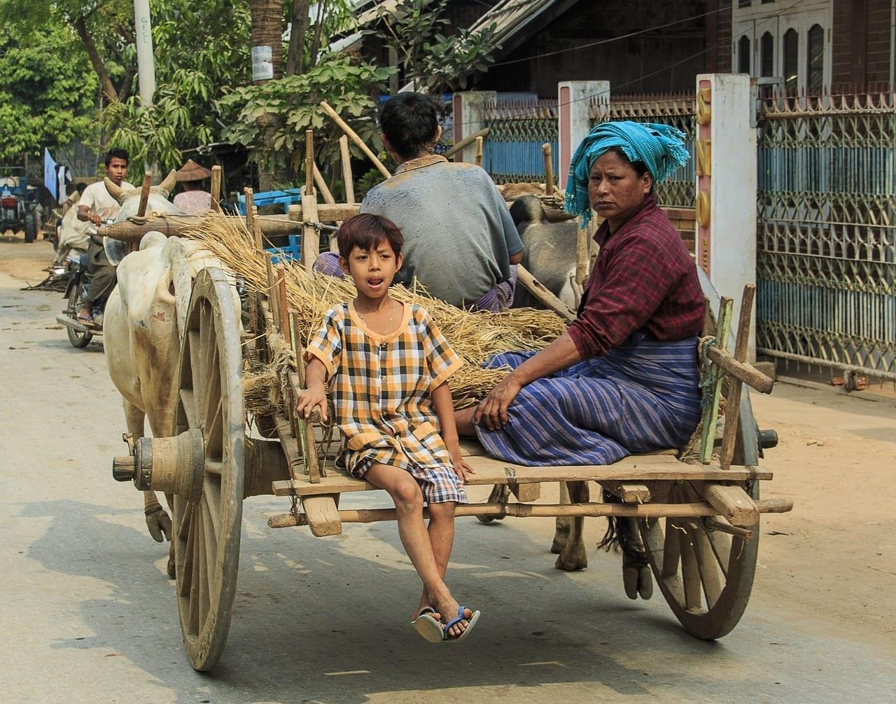 Birmania Myanmar Mandalay Myanmar