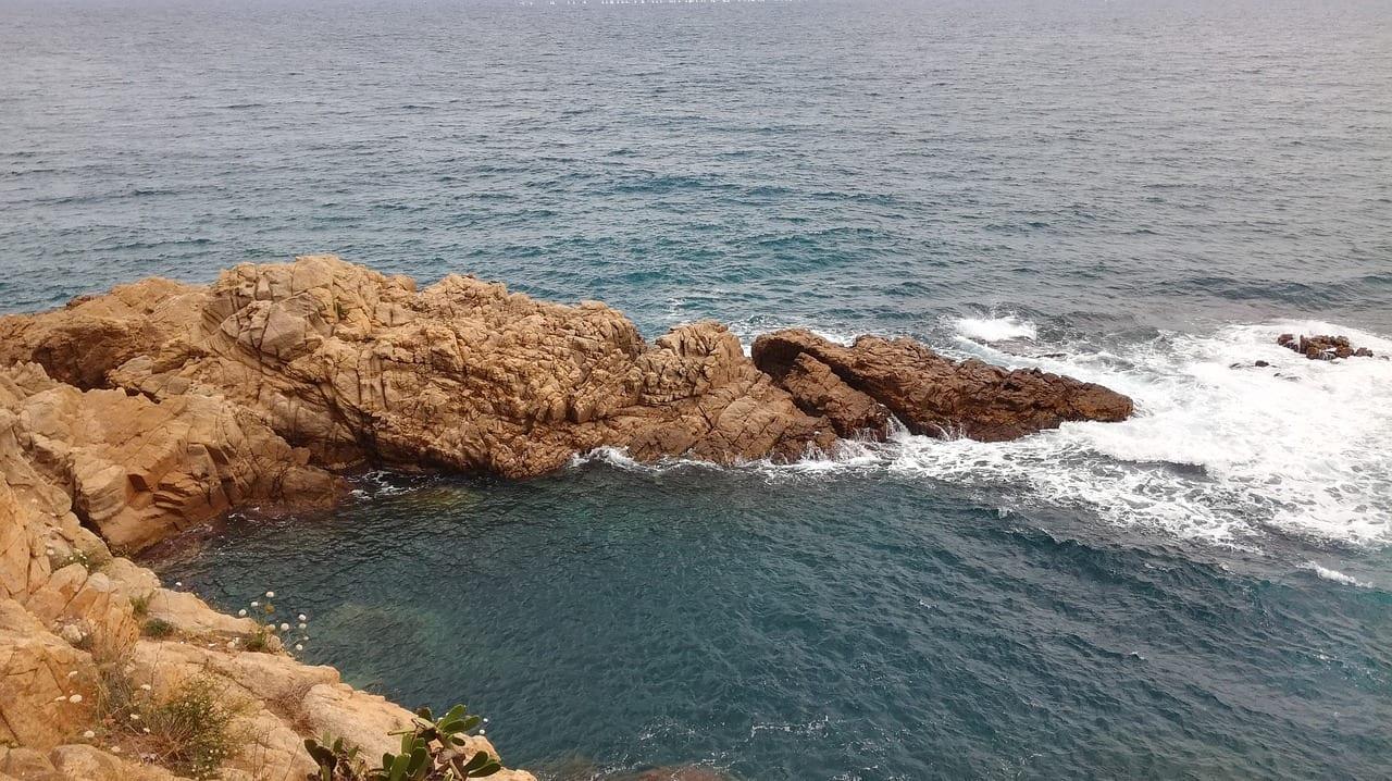Blanes España Cliff España