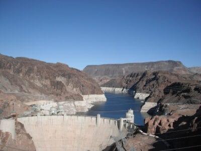 Boulder Dam Las Vegas Nevada Estados Unidos