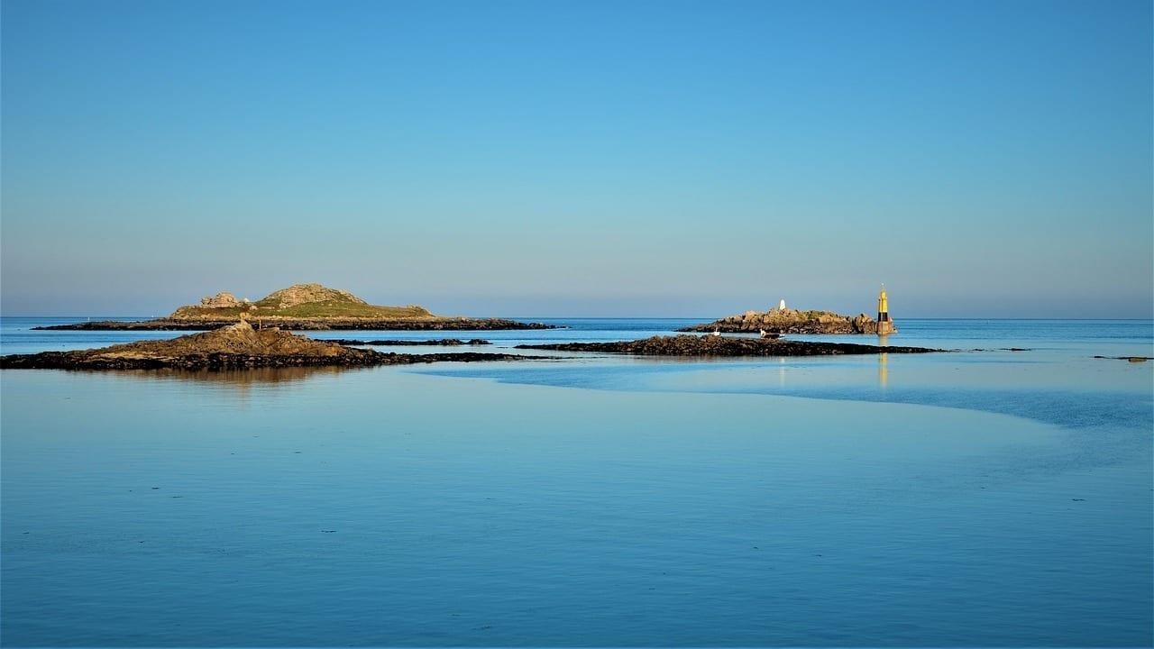 Bretaña Roscoff Mar Francia