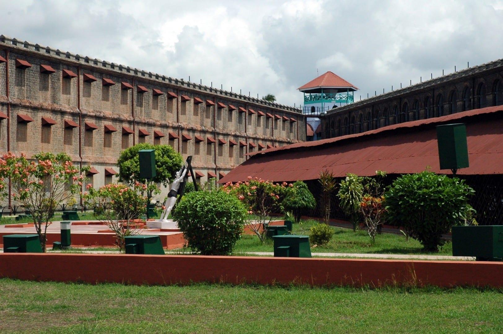 Cárcel Celular Port Blair India