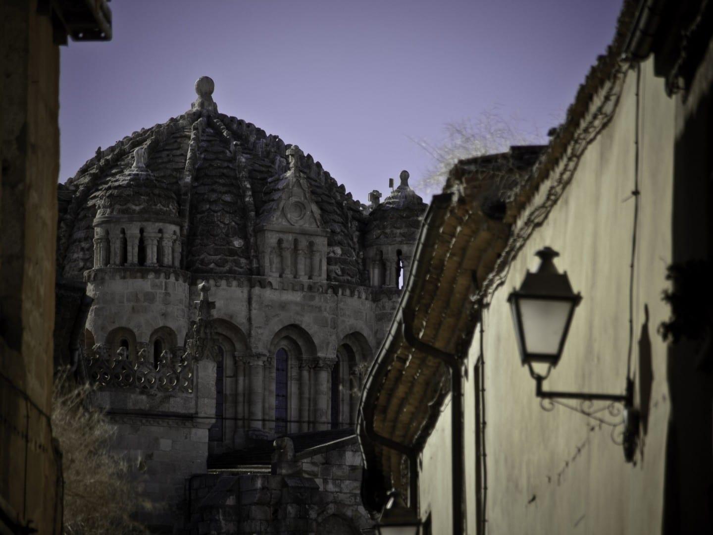Cúpula de la Catedral Zamora España