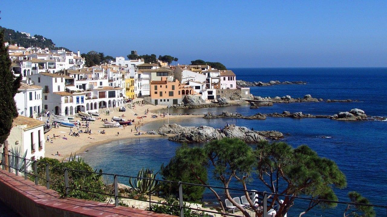 Calella Mar Playa España