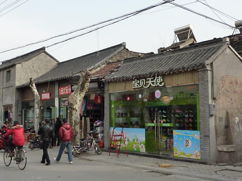 Camino de Ganquan Yangzhou China