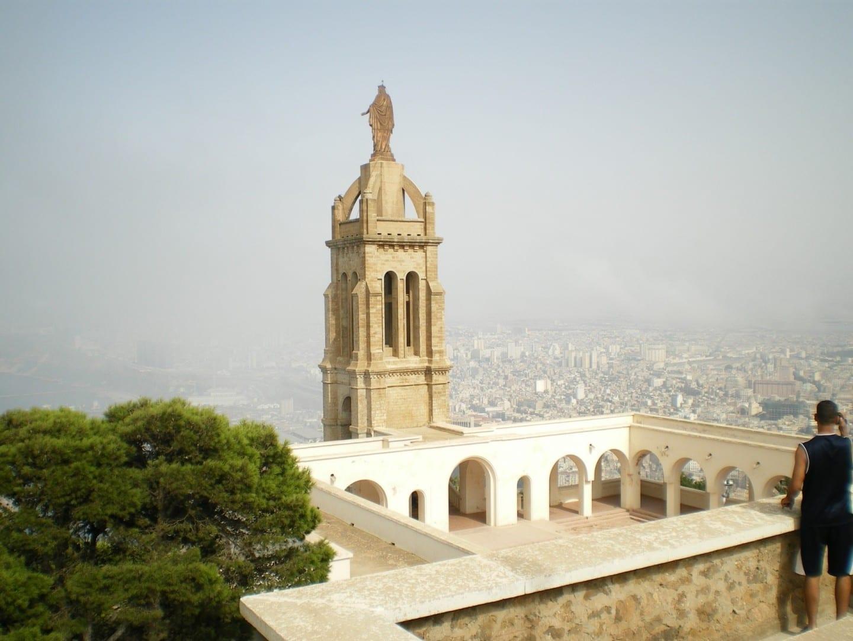 Capilla Santa Cruz Orán Argelia