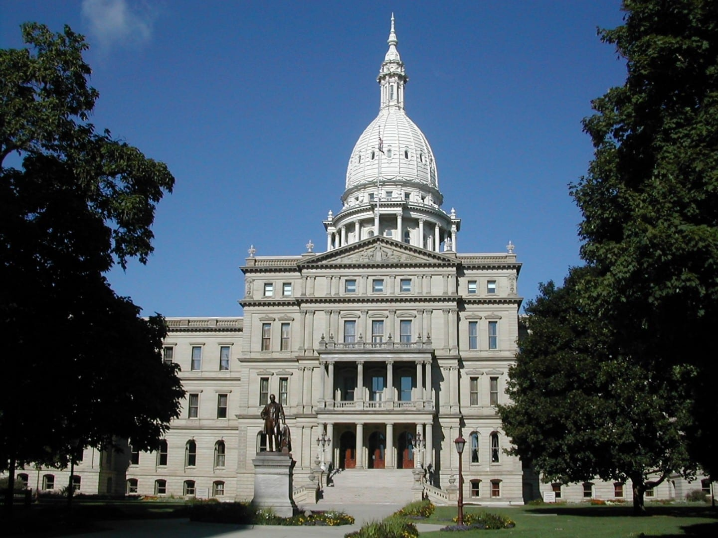 Capitolio del Estado de Michigan Lansing (Michigan) Estados Unidos