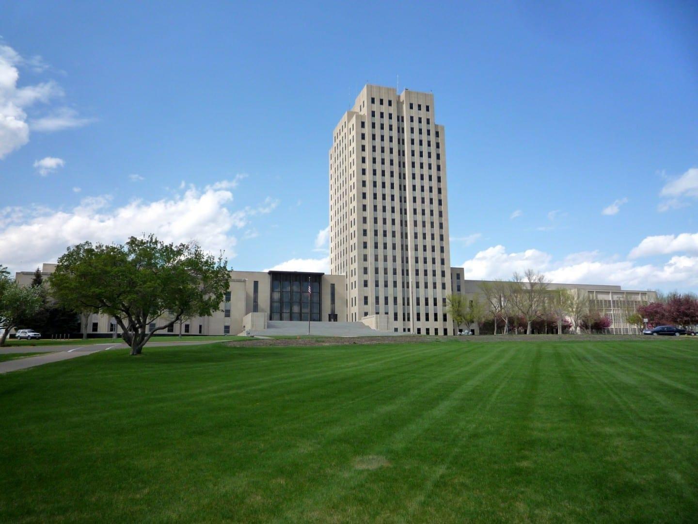 Capitolio del Estado de ND Bismarck Estados Unidos