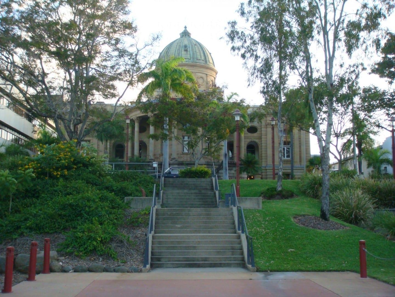 Casa de la Aduana. El punto de llegada de muchos inmigrantes a Australia en el siglo XIX Rockhampton Australia