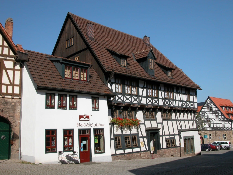 Casa de Lutero Eisenach Alemania