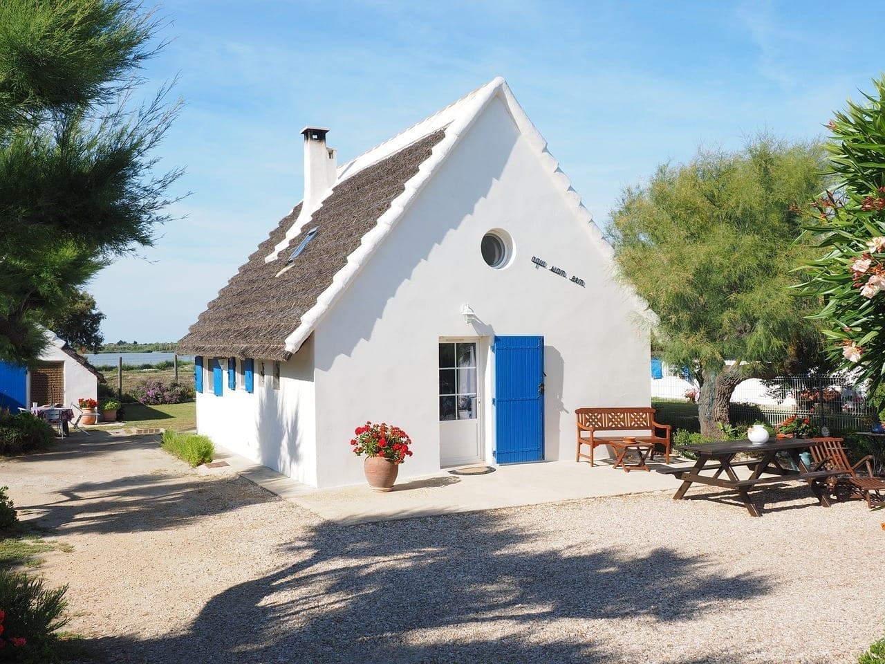 Casa De Vacaciones Saintes-maries-de-la-mer Lugar Francia