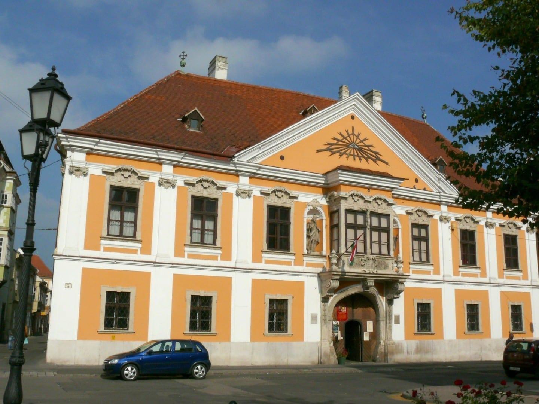 Casa del Abad, Museo János Xantus Gyor Hungría