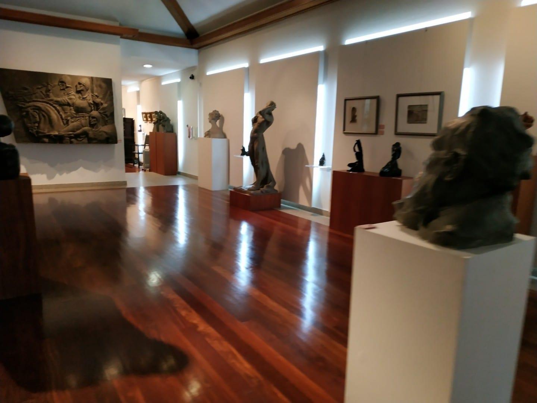 Casa-Museo Teixeira Lopes Vila Nova de Gaia Portugal