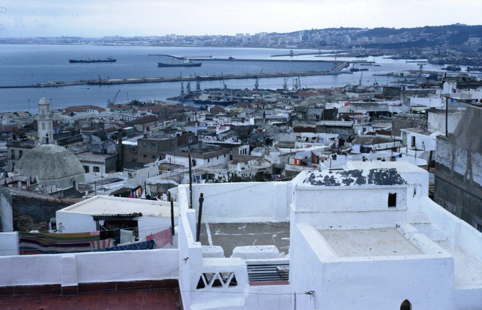 Casbah de Argel Argel Argelia