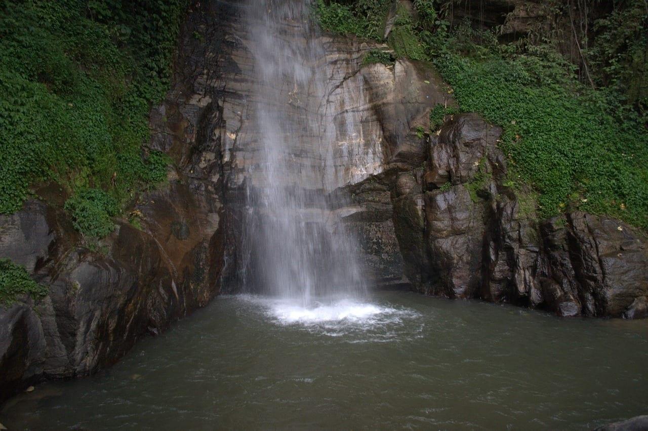 Cascada Gangtok India India