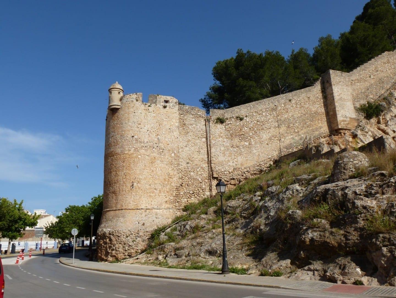 Castell de Dénia Denia España