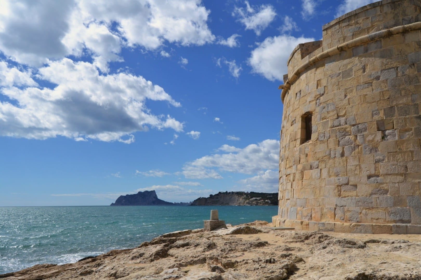 Castell de Moraira Moraira España