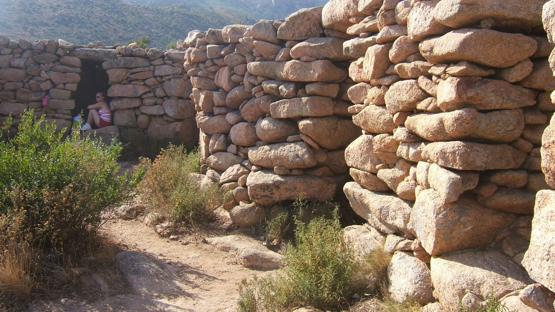 Castellu d'Araghju Porto Vevvhio Francia