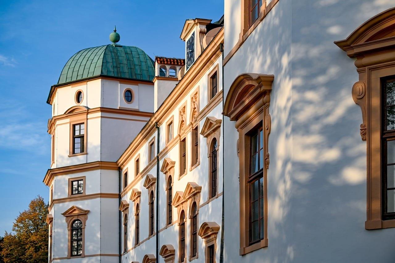 Castillo Celle Baja Sajonia Alemania