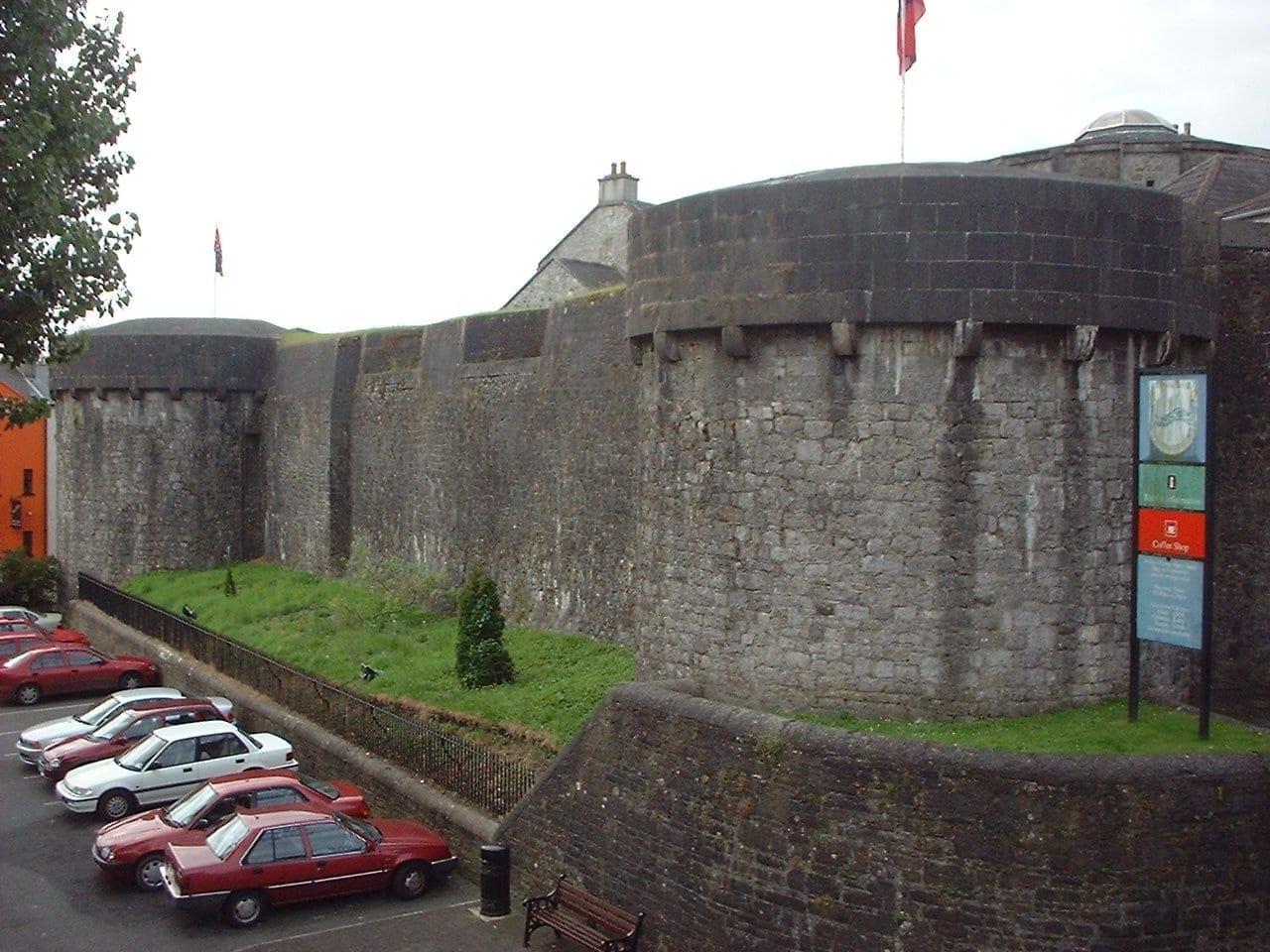 Castillo de Athlone Athlone Irlanda
