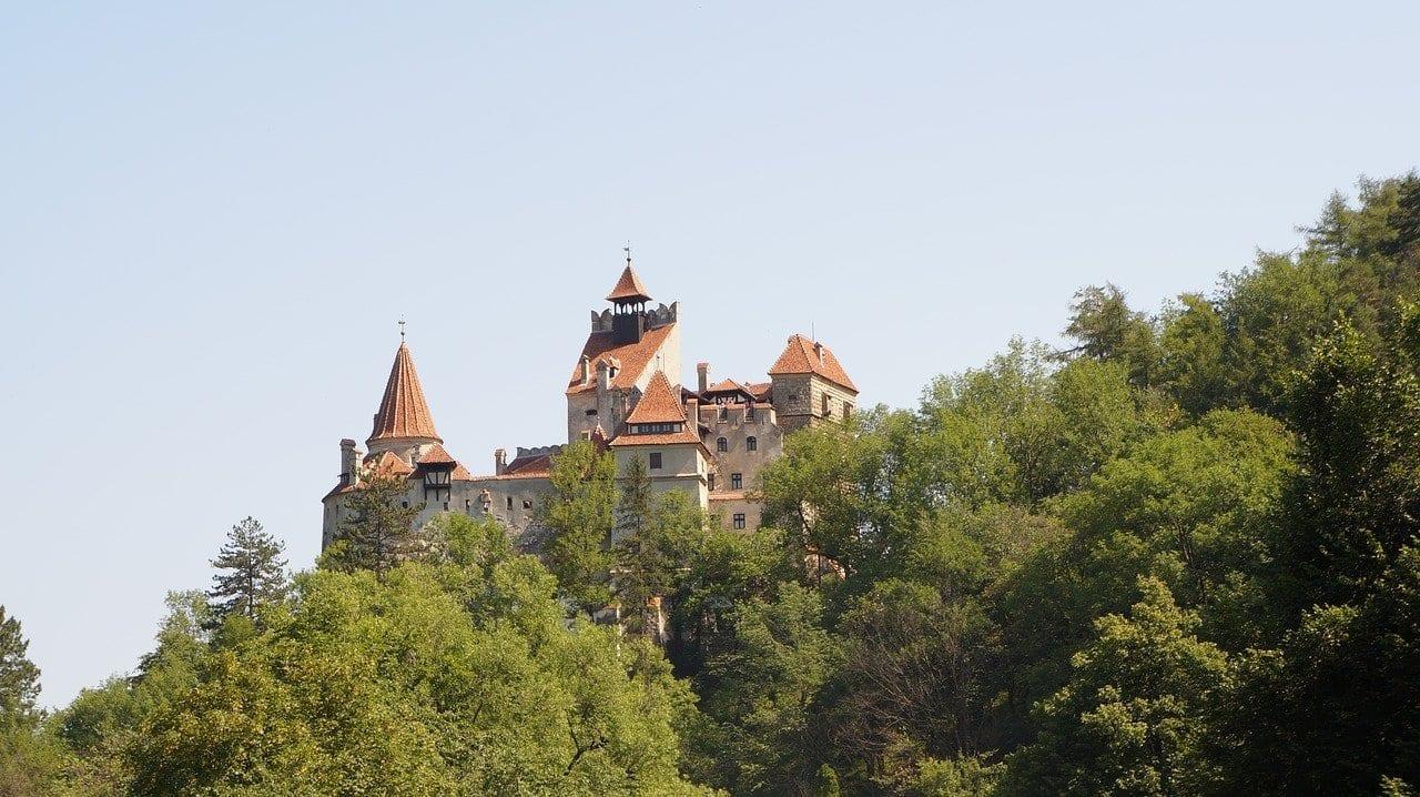 Castillo De Bran Rumania Dracula Rumania