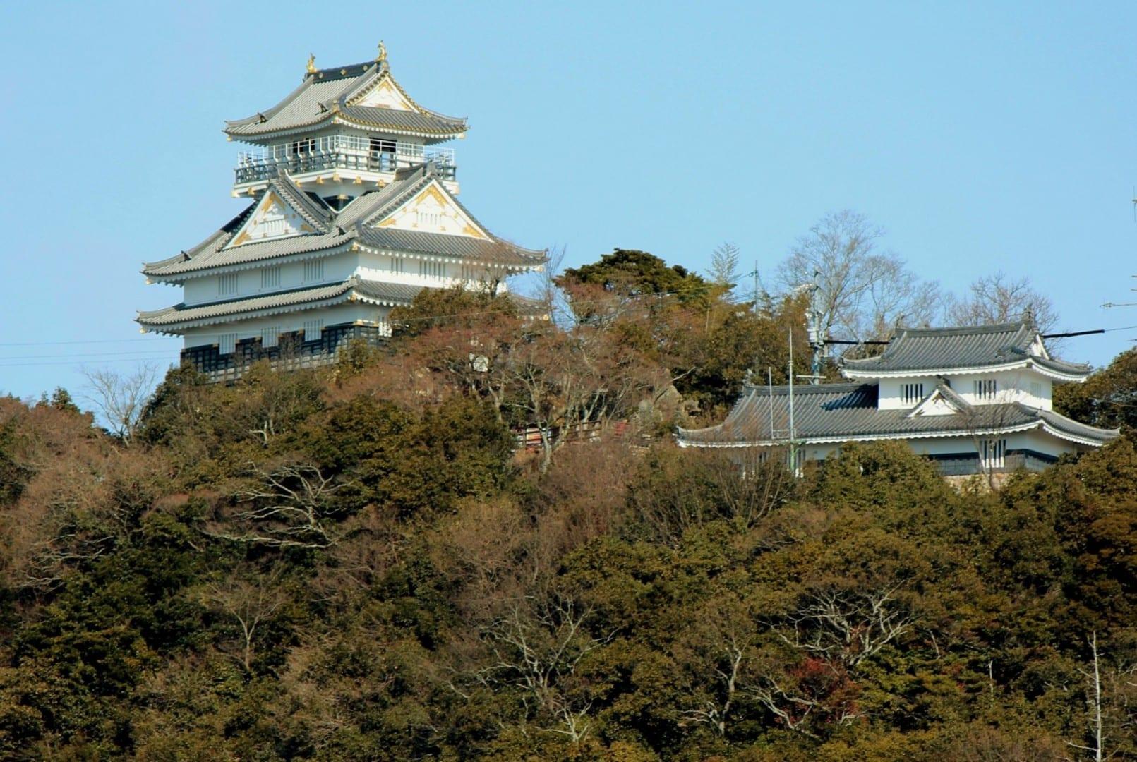 Castillo de Gifu Gifu Japón