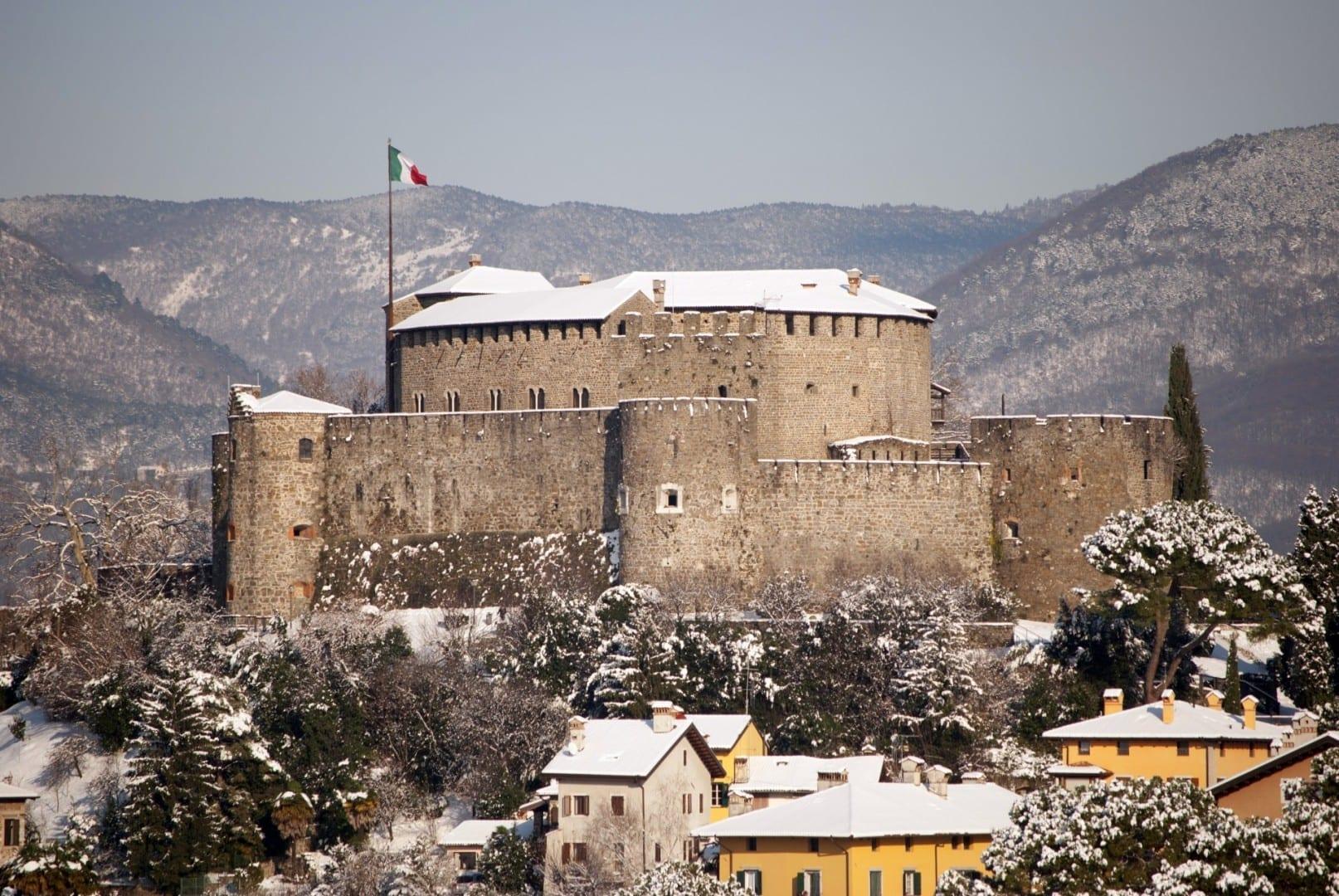Castillo de Gorizia Gorizia Italia