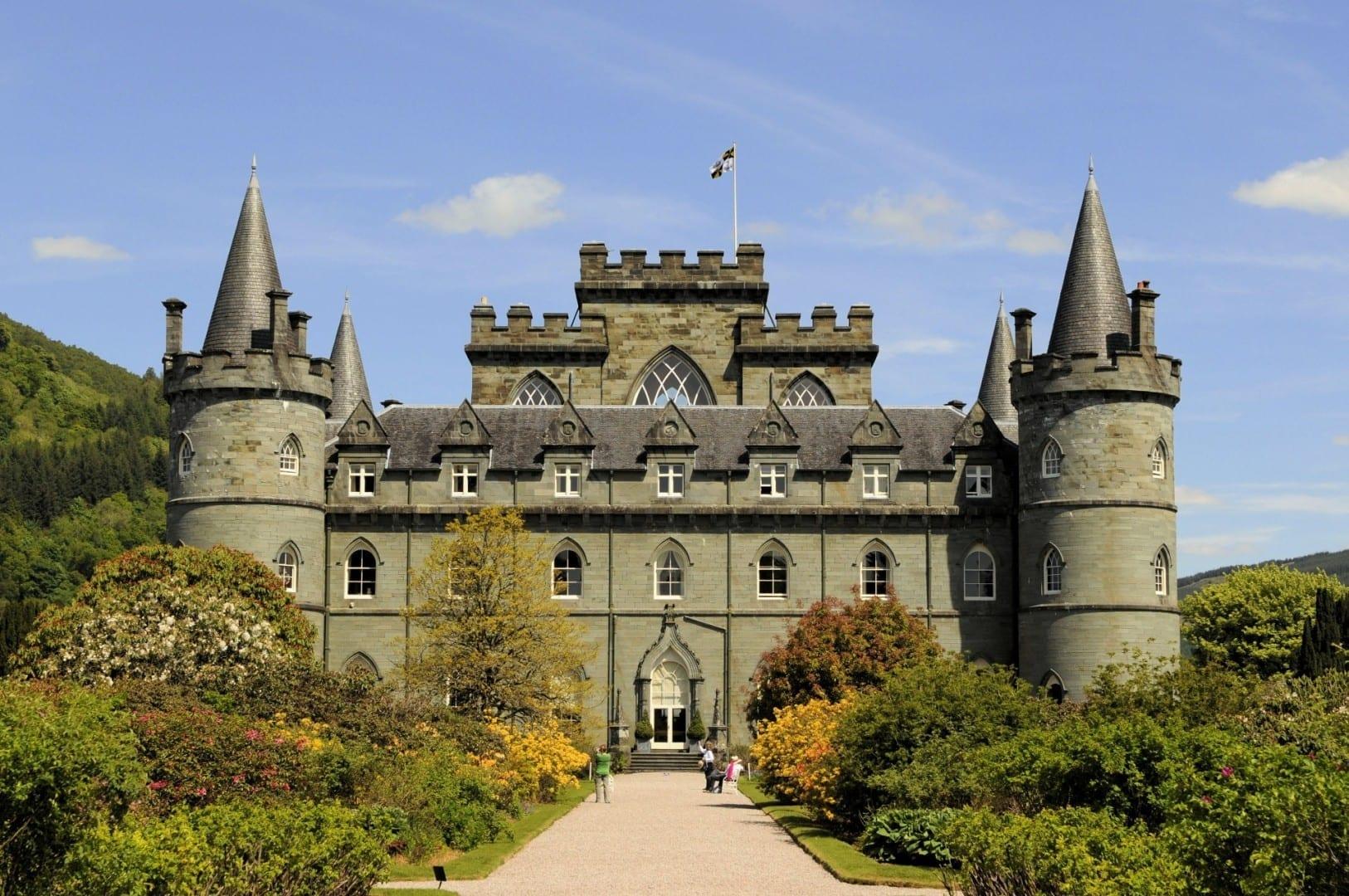 Castillo de Inveraray Inveraray Reino Unido