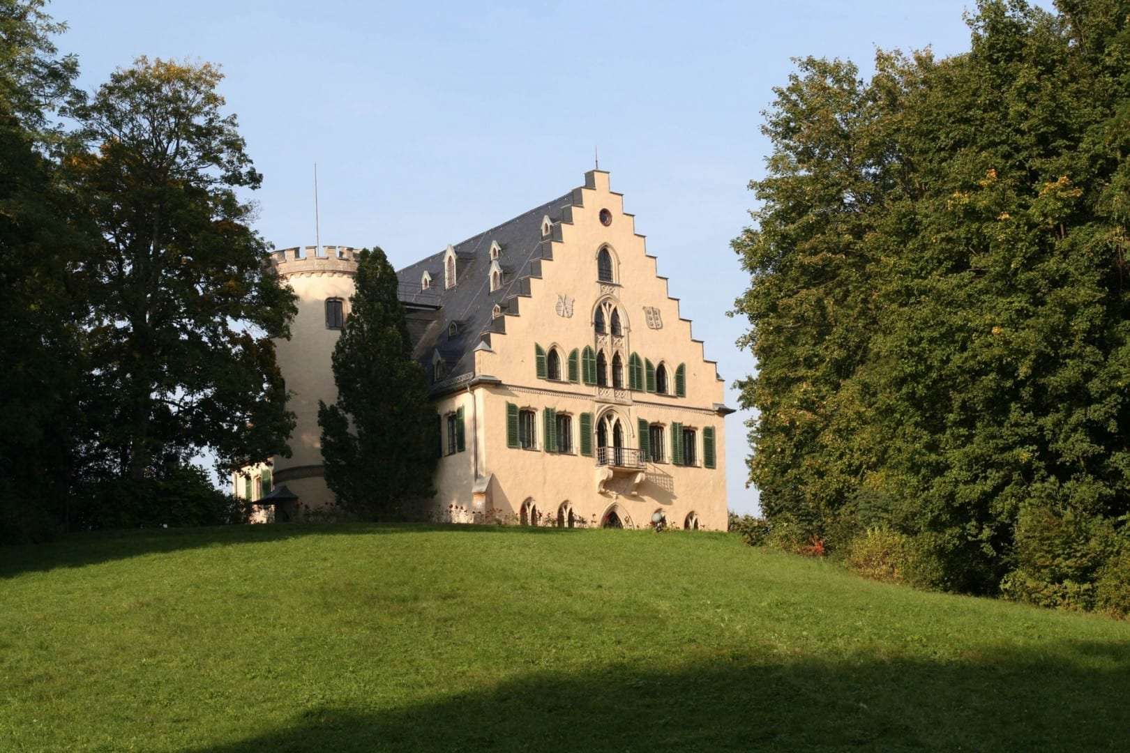 Castillo de Rosenau Coburgo Alemania
