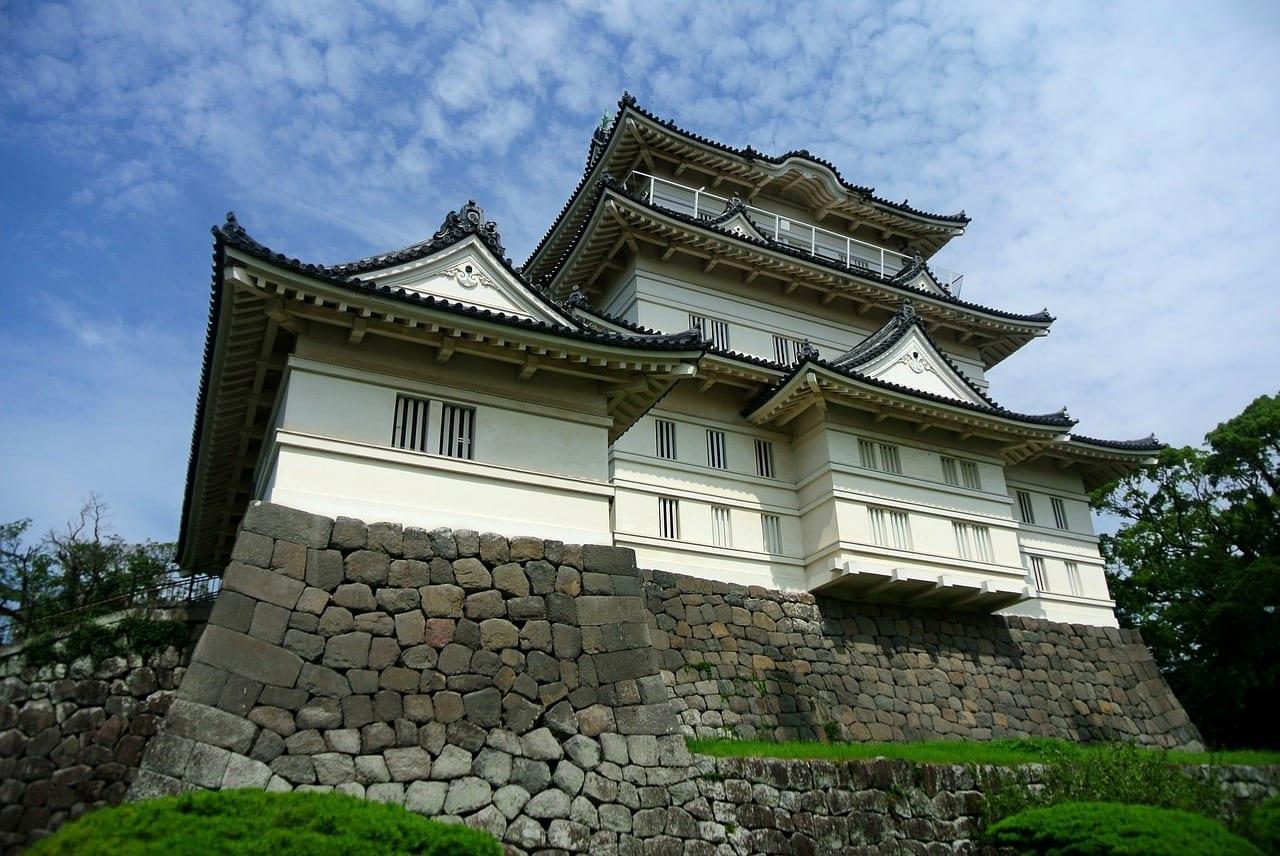Castillo Odawara Japón Japón