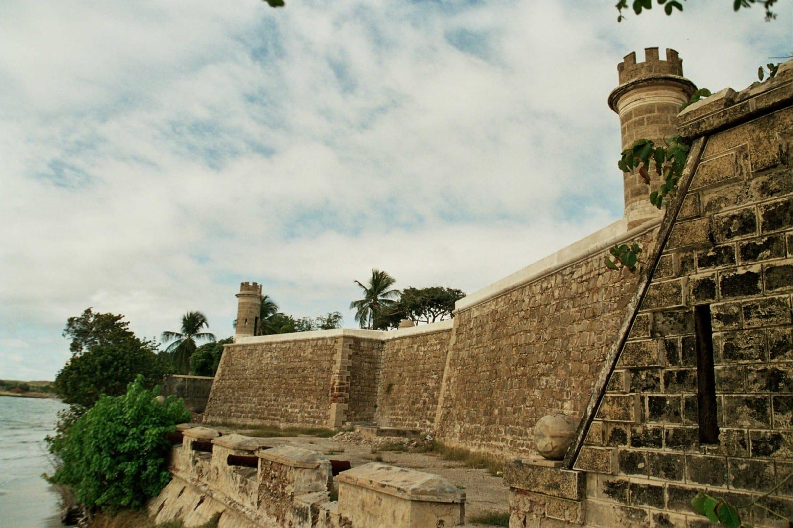 Castillo San Carlos de Borromeo Isla Margarita Venezuela