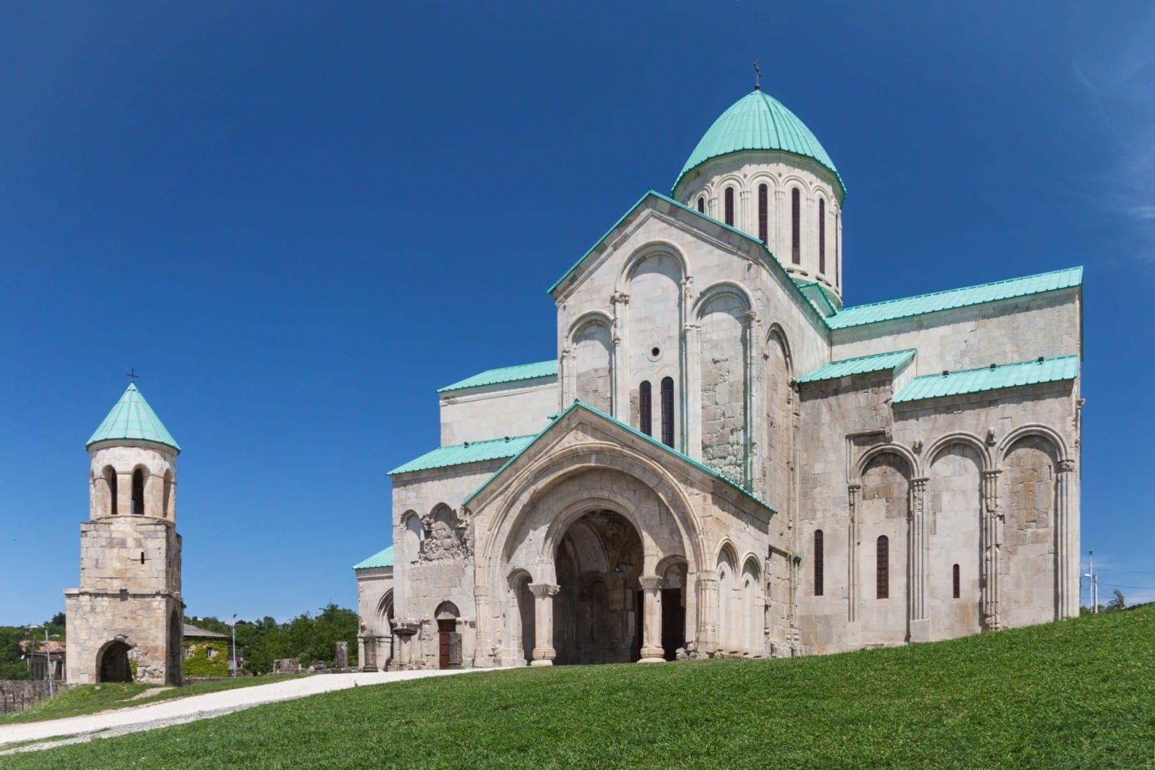 Catedral de Bagrati Kutaisi City Georgia