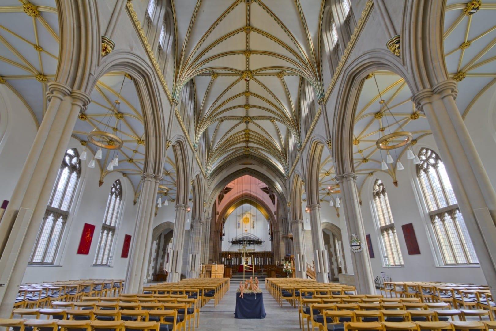 Catedral de Blackburn Blackburn Reino Unido