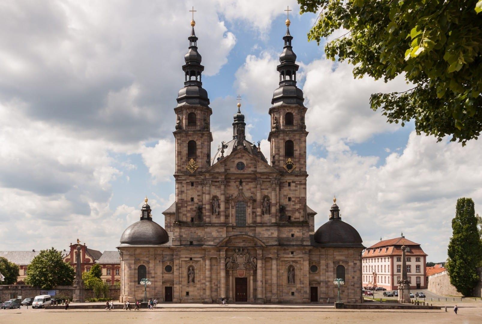 Catedral de la Diócesis de Fulda Fulda Alemania