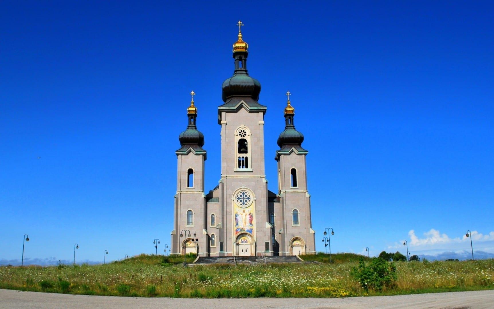 Catedral de la Transfiguración Markham Canadá