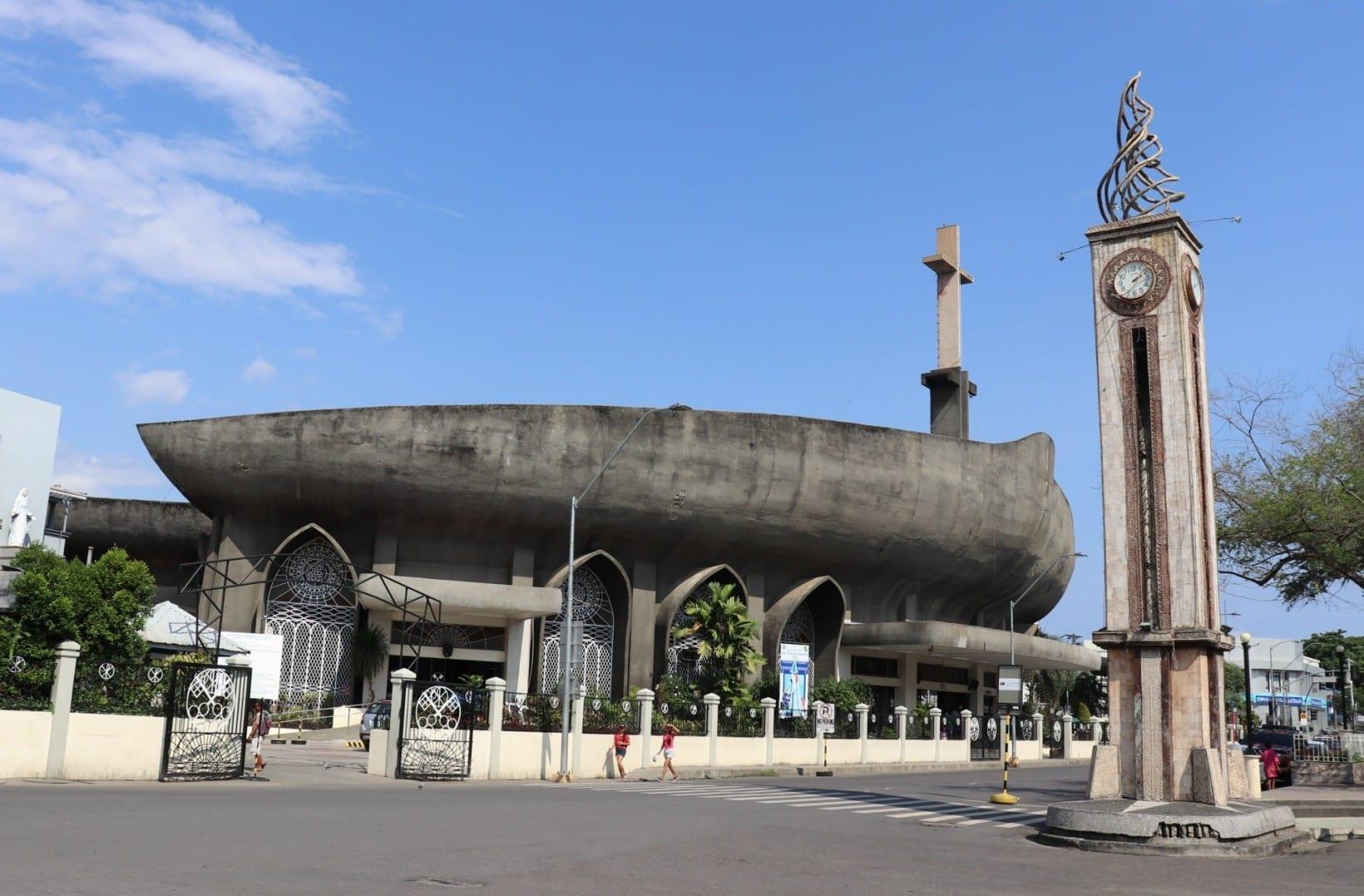 Catedral de San Pedro Davao Filipinas
