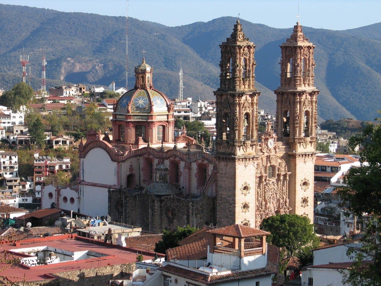 Catedral de Santa Prisca Taxco México