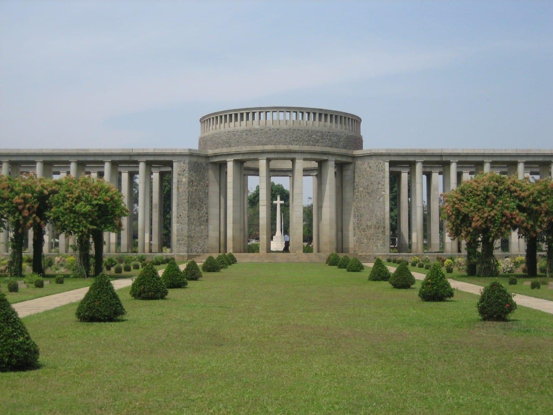 Cementerio y Memorial de la Guerra Aliada, Taukkyan Rangún Myanmar