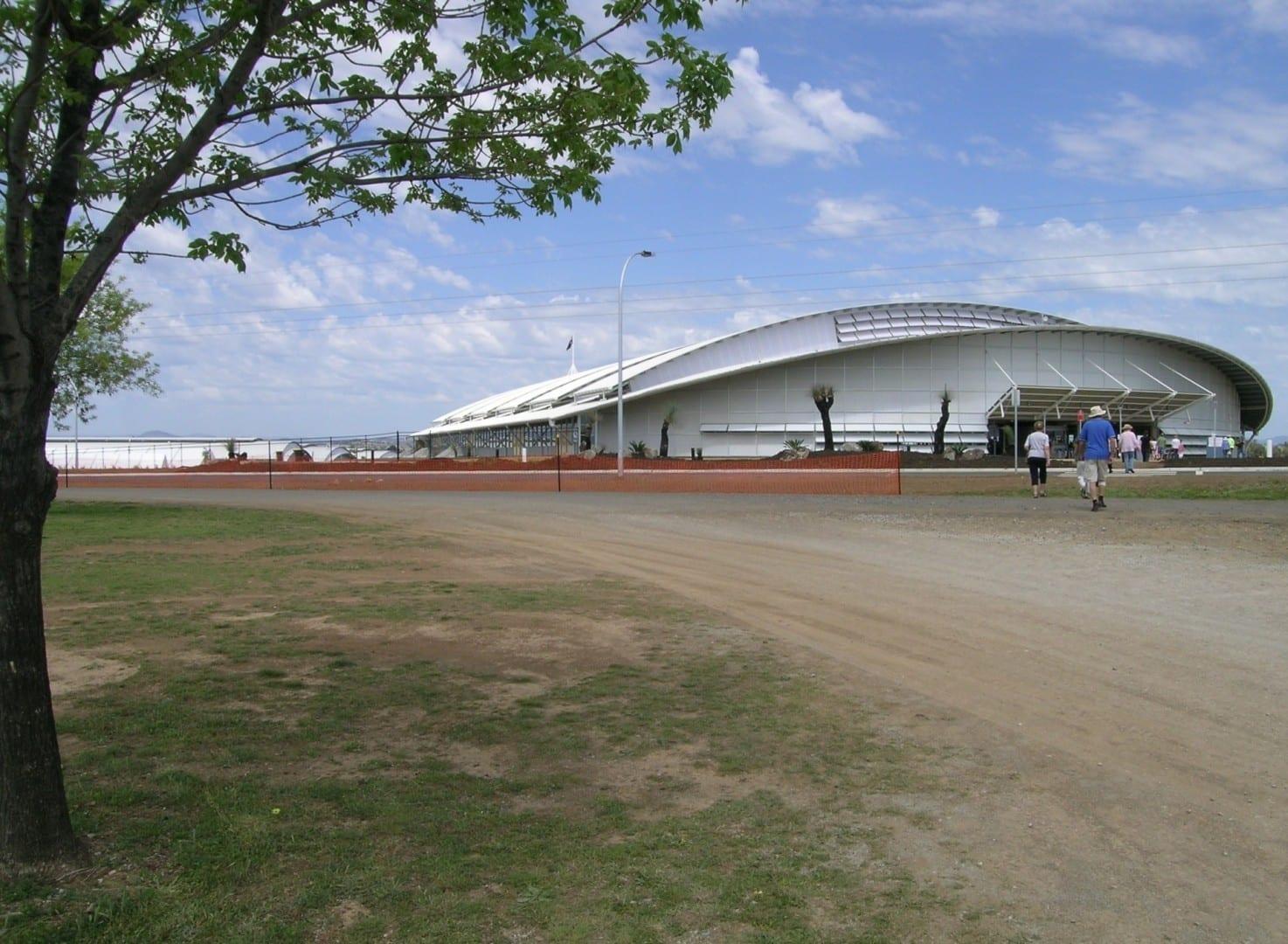 Centro Australiano de Acontecimientos Equinos y Ganaderos Tamworth, New South Wales Australia