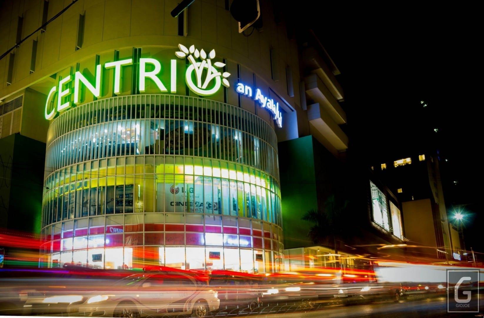 Centro Comercial Centrio Cagayan de oro Filipinas